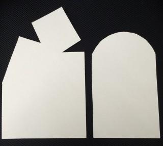 ツムツムの型紙(胴)