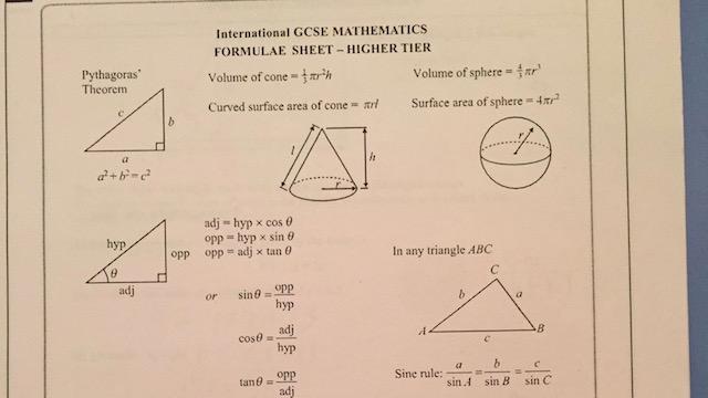 イギリスの数学の教科書