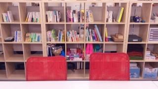 リニューアルした教室